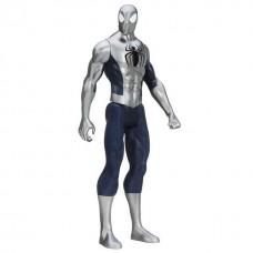 Игровая фигурка Бронированный Человек Паук Серия Титаны 30 см -  Armored Spider-Man, Titan Hero Series, Hasbro