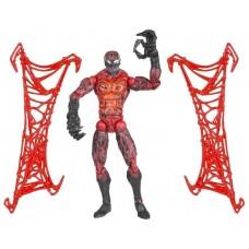 Игровая Фигурка Суперзлодей Карнаж, Легенды Марвел Человек-паук, высота 15 см - Carnage, Marvel Legends, Hasbro