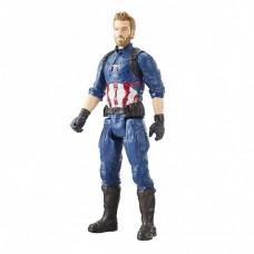 Игровая Фигурка Капитан Америка Мстители: Война бесконечности, 30 см - Captain America Avengers Infinity war
