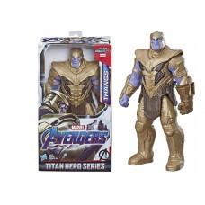 """Фигурка Танос """"Мстители: Финал"""" - Thanos Titan Hero Hasbro 30 см"""