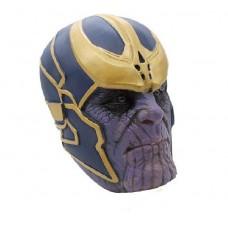 Игровая Коллекционная Маска суперзлодея Таноса, Мстители универсальная, латексная - The Avengers Thanos Marvel 43046-05 lt-KM6405