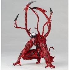 Игровая коллекционная Фигурка Симбиот Карнаж по комиксам Веном, высота 18 см - Carnage Venom, Marvel