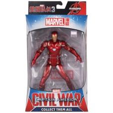Фигурка Железный Человек Марк 46 с держателем