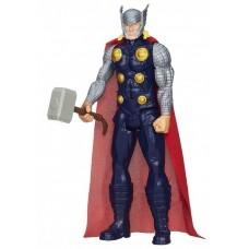 Игровая Коллекционная Фигурка Тор Мстители серия Титаны, высота 30 см - Thor, Titan Hero Series, Avengers Marvel 42899-05 lt-B1670