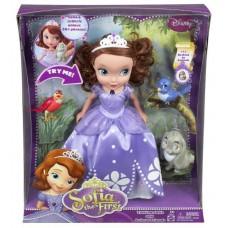 Кукла София с питомцами