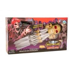 Игровой набор для мальчиков Когти Орка Хрустальный Пистолет игрушечное оружие - Sceleton Claws Crystal Gun