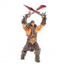 Игровая коллекционная фигурка Герой Альянса Логош - Logosh Alliance Hero, World of Warcraft, DC Unlimited 43021-05 lt-61941\28239