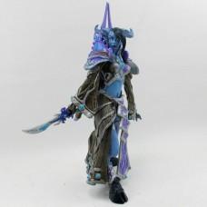 Игровая Коллекционная Фигурка игрушка Тамура Варкрафт - Dranei mage Tamuura World of Warcraft WOW Series 3 43153-05 lt-61941/29503