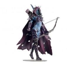 Игровая коллекционная Фигурка Сильвана Ветрокрылая Warcraft: Гнев короля Лича - Sylvanas WindRunner DC Unlimited 42946-05 lt-870454\404884