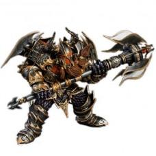 Игровая коллекционная Фигурка Дворф Воин Таргас Старая Наковальня THARGAS ANVILMAR SERIES 1 World of Warcraft 43109-05 lt-61941/26137