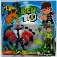 Набор Бен 10: Силач, Бен и Грей Меттер