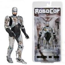 Фигурка Робокоп - Robocop Battle Damaged, 18см, NECA