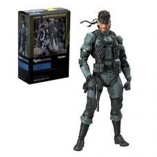 Игровая Коллекционная Фигурка Солид Снейк - Solid Snake Figma, Metal Gear 2