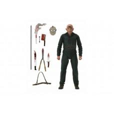 Игровая Фигурка Рой Бернс персонаж франшизы Пятница, 13-е высота 18 см - Roy Burns, Action Figure, Neca