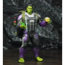 Игровая Коллекционная Фигурка Халк для детей Мстители Hasbro высота 18см (Мстители) - Hulk, Avengers, Basic