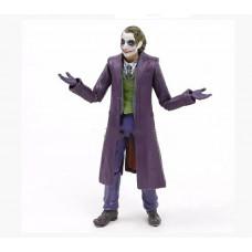 Игровая Коллекционная подвижная Фигурка Джокер с аксессуарами, высота 16 см - The Dark Knight Joker, Neca