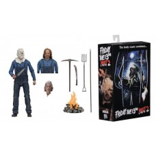 Фигурка Джейсон Вурхиз, Пятница 13-е - Jason Voorhees, Friday The 13th, Neca