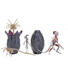 Игровой Набор коллекционных фигурок из кинофильма Чужой: Завет, с подвижными частями, высота 18 см - Alien NECA 42921-05 lt-51660