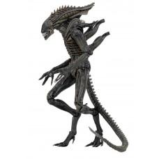 Игровая коллекционная Фигурка Чужие Ксеноморф, высота 23 см - Aliens Defiance Series 11 Xenomorph, Neca