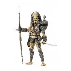 Игровая Коллекционная Фигурка Хищник Старейшина с аксессуарами высота 11 см - Elder Predator, Hiya Toys