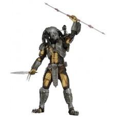 Игровая коллекционная Фигурка Кельт из к/ф Чужие против Хищника, с подвижными частями тела, высота 20 см - Neca