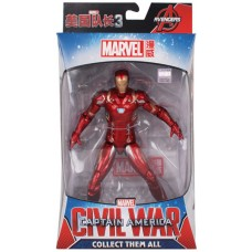 Фигурка Железный Человек Марк 46 с держателем, Мстители, 18 см