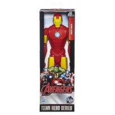 Большая игрушка Железный человек из серии Титаны - Iron Man, Titans, Avengers, Hasbro