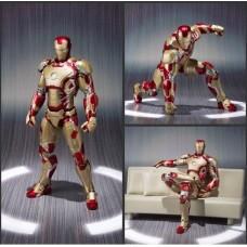 Фигурка Железный Человек - Iron Man, Mark 42 Marvel 50966-05 lt-543112/851741