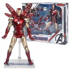 Игровая Коллекционная Фигурка Железный Человек MK 85, высота 18 см - Iron Man Mk 85, Avengers Endgame, Marvel