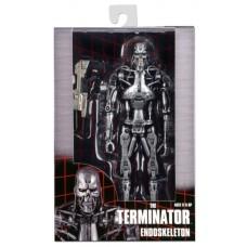 Игровая Коллекционная Фигурка Терминтаор Эндоскелет Т-800 - Endoskeleton, The Terminator, Neca Нека
