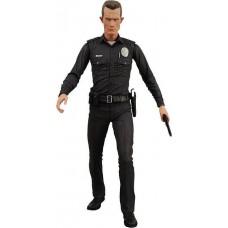Игровая коллекционная Фигурка Терминатор T-1000 с 3-мя кистями и пистолетом - Galleria Mall Terminator 2 Neca