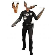 Игровая Коллекционная Фигурка Терминатор T-1000 со сменной головой, 18 см - Pescadero Hospital Terminator 2 Neca