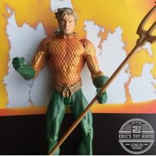Игровая Коллекционная Фигурка игрушка подвижная Aquaman Аквамен 17 см