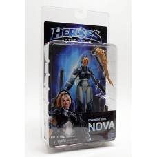 Игровая Коллекционная Фигурка DOMINION призрак Nova герои Шторм, высота 15 см - Heroes of the Storm, Нека, NECA