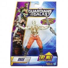 Фигурка Дракса Разрушителя из кф Стражи Галактики 21 СМ - Drax, Guardians of The Galaxy, Hasbro
