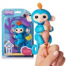 Fingerling Finger Monkey Интерактивная игрушка ручная обезьянка на палец