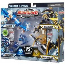 Игра Mонсуно Moonlight 4 героя, в коробке.
