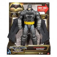 Интерактивная фигурка Бэтмена (звук, свет) - Batman Electro-Armor, Batman v Superman, Mattel