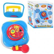 Игрушка для ванной многофункциональная «Веселый душ» с ручкой для транспортировки M 2229 U/R