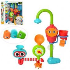 """Развивающая многофункциональная игрушка для ванной """"Забавный кран"""", размер игрушки 36 см. арт. 20007"""