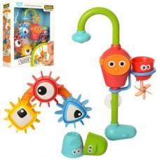 """Развивающая многофункциональная игрушка для ванной """"Забавный кран"""", размер игрушки 36 см. арт. 010 (20006)"""
