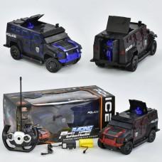 Детская Игровая Бронированная Полицейская машина для мальчиков на радиоуправлении Racing Police арт. 666-710