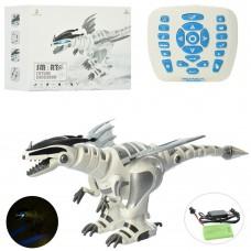Детский Игровой Интерактивный Робот Динозавр на радиоуправлении, световые и звуковые эффекты, 65 см арт. 30368