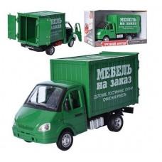 Детская Игрушка для мальчиков Машинка Автопарк Мебель на заказ - свет фар, звуковые эффекты, открывающиеся двери