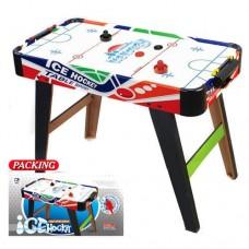 Настольная спортивная игра Аэрохоккей детский, Настольный хоккей на съемных ножках 85х42,5 см, арт. 3005+2