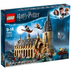 Lego Harry Potter Большой зал Хогвартса 75954