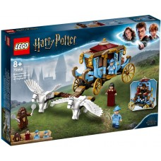 Lego Harry Potter Карета школы Шармбатон: приезд в Хогвартс 75958