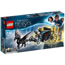 Lego Harry Potter Побег Грин-де-Вальда 75951