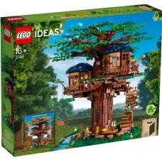 Lego Ideas Дом на дереве 21318