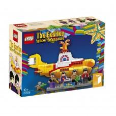 LEGO Ideas The Beatles: Жёлтая подводная лодка 21306